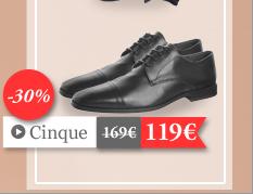 Cinque 119 euros