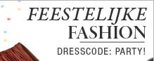 Feestelijke fashion - Bekijk de collectie!