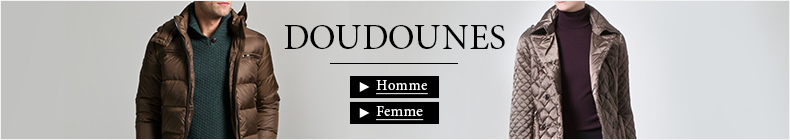 Doudounes chez Zalando
