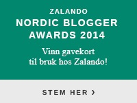 Zalando Nordic Blogger Awards 2014