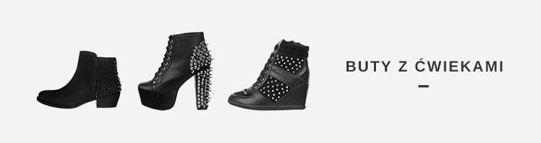 Buty z ćwiekami w Zalando