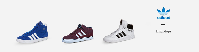 adidas high tops adidas trainers online zalando co uk. Black Bedroom Furniture Sets. Home Design Ideas