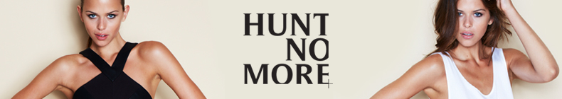 Hunt No More