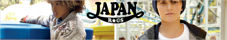japan rags kids