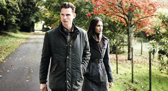 Barbour Hiver Homme