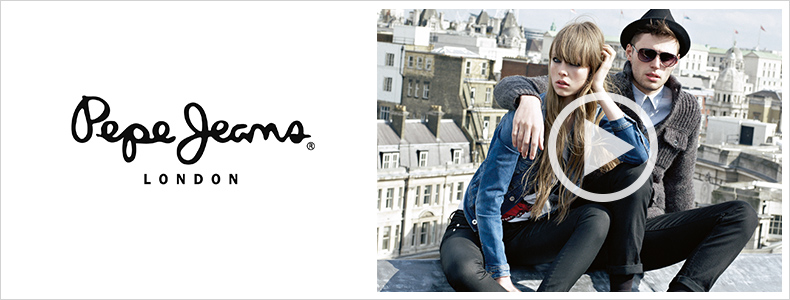 Pepe Jeans Video bij Zalando
