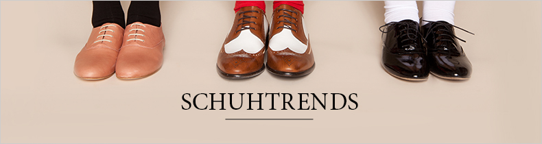 Schuhtrends online kaufen