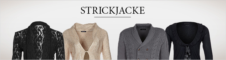 Strickjacke von Top Marken online