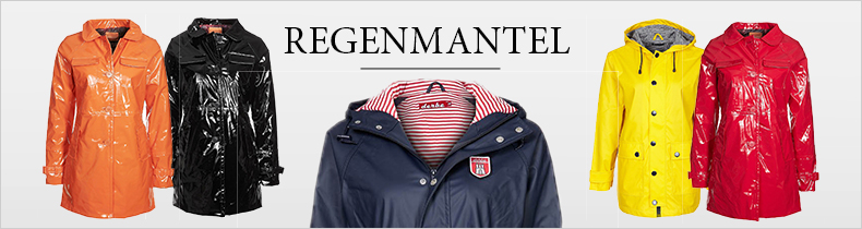 Regenmantel online kaufen