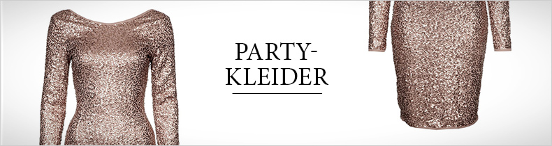 Partykleider online kaufen