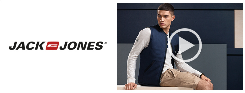 Jack and Jones Video at ZALANDO