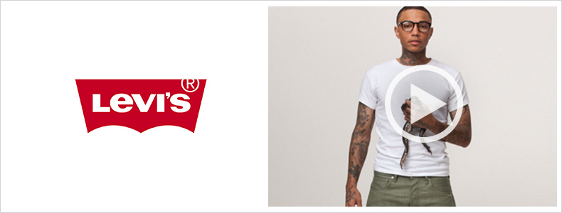 Levi's video on Zalando.co.uk