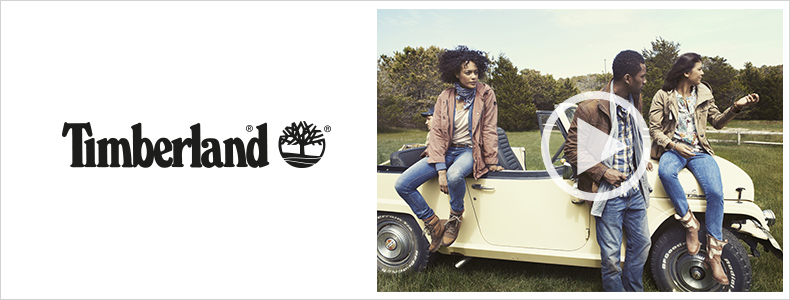 Timberland Earthkeepers Video bij Zalando
