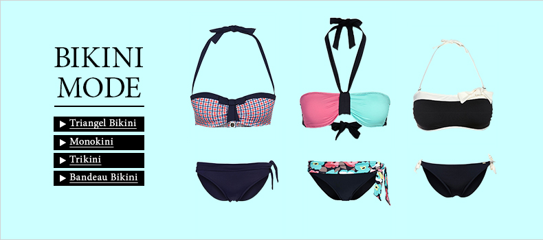 Bikini Mode fr 2013 bei Zalando
