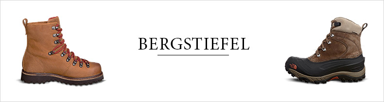Bergstiefel