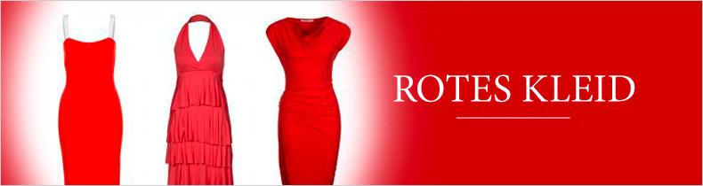 Rote kleider - angebote auf Waterige