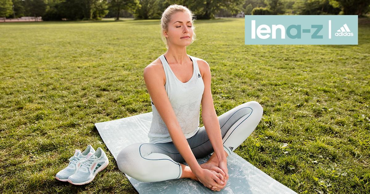 Lena Ihre Yoga LiebeAdvize Über Gercke qUVpSzM