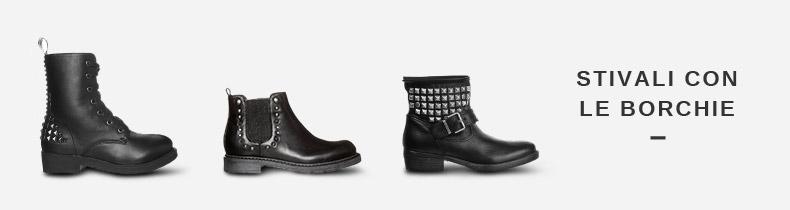 Stivali con borchie | Modelli borchiati su Zalando