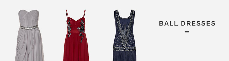 Ball dresses at Zalando.co.uk