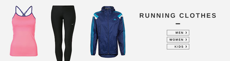 Running Clothing at Zalando.co.uk