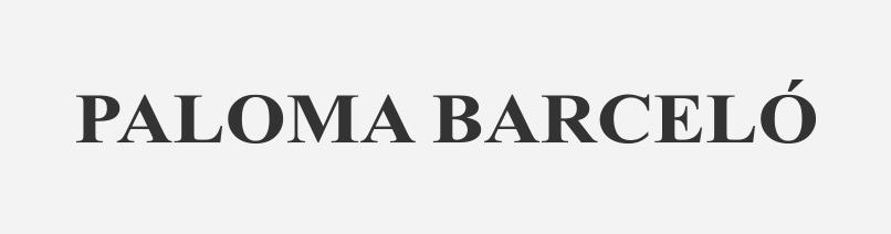Risultati immagini per paloma barcelo logo