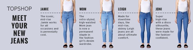 weisse topshop damen jeans online kaufen zalando. Black Bedroom Furniture Sets. Home Design Ideas
