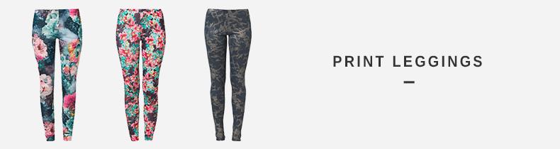 Print Leggings ☼ bei Zalando | Print Leggings online