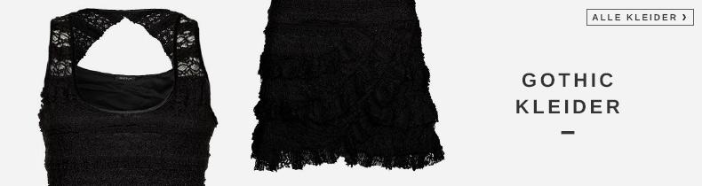gothic kleider jetzt bestellen fashion bei. Black Bedroom Furniture Sets. Home Design Ideas