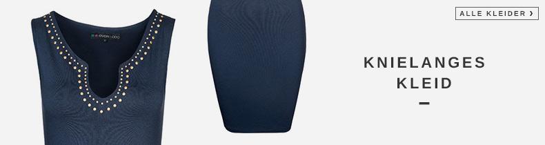 knielange kleider fashion bei shoppen. Black Bedroom Furniture Sets. Home Design Ideas