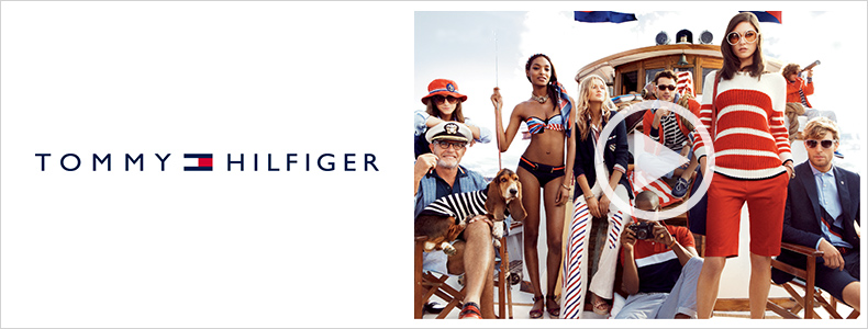 Tommy Hilfiger video on Zalando.co.uk