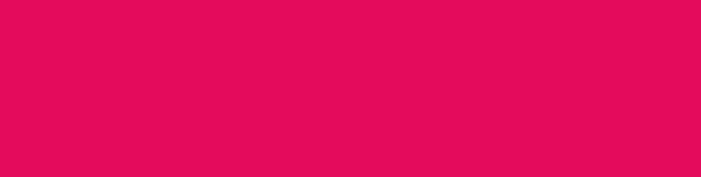 Hot pink colour fashion