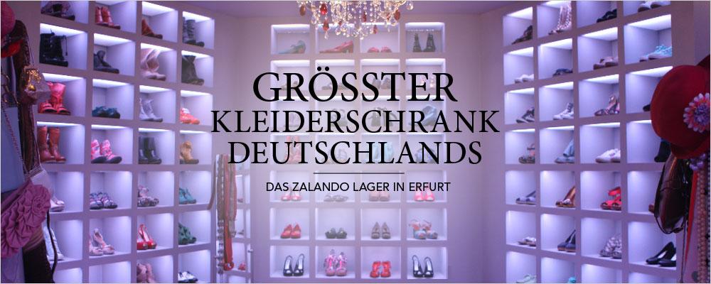 Begehbarer kleiderschrank frau schuhe  Kleiderschrank Erfurt | ZALANDOs großes Warenlager