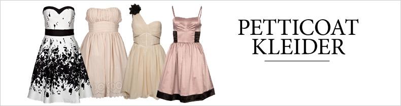 petticoat kleid online shoppen petticoat kleider bei. Black Bedroom Furniture Sets. Home Design Ideas
